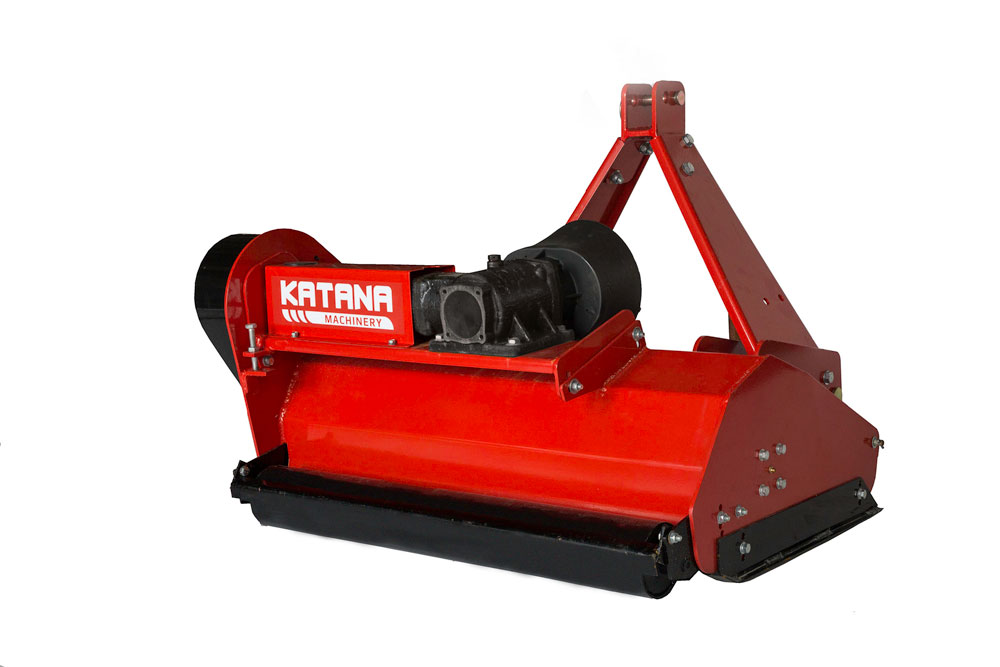 Flail mower FLM 0 85-1 35m - Katana Machinery