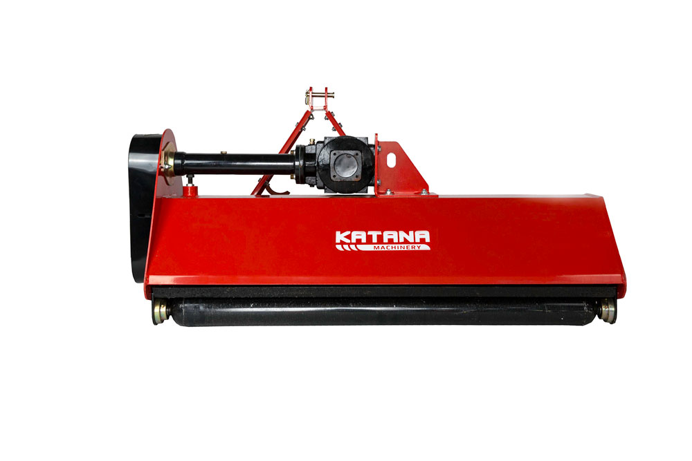 Heavy duty flail mower FLM-HD 1 05-1 75m - Katana Machinery