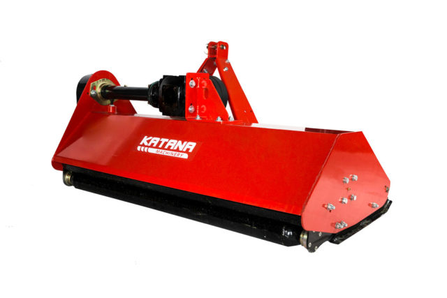 Compact tractor flail mower from KATANA Machinery