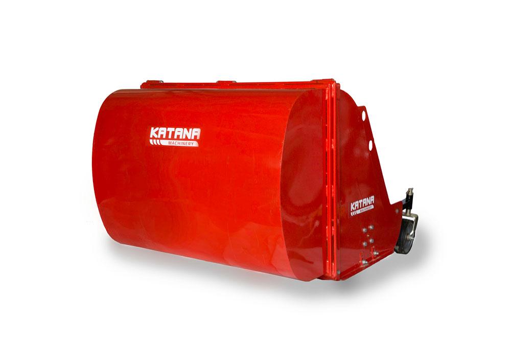 Collector flail mower FCM 0 9-1 2m - Katana Machinery