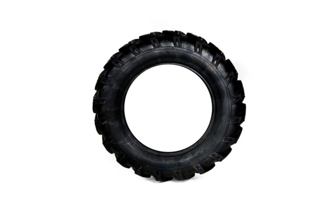 Tyre for compact tractor