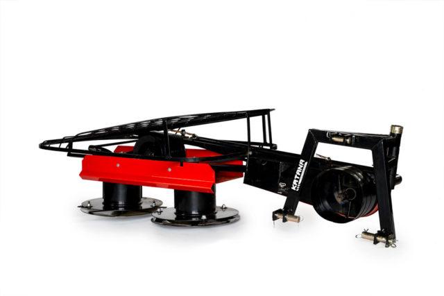 Compact tractor drum mower 1m (100cm)